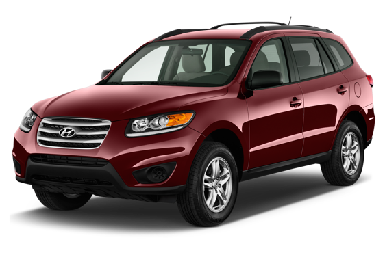 Slide 1 of 14: 2012 Hyundai Santa Fe