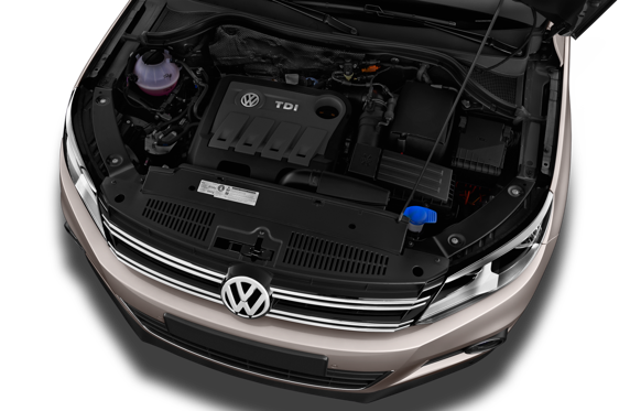 Slide 1 of 24: 2015 Volkswagen Tiguan