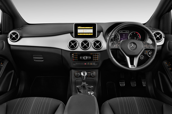 Slide 1 of 11: 2014 Mercedes-Benz B-Class