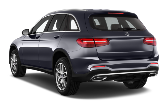 Slide 2 of 14: 2016 Mercedes-Benz GLC-Class