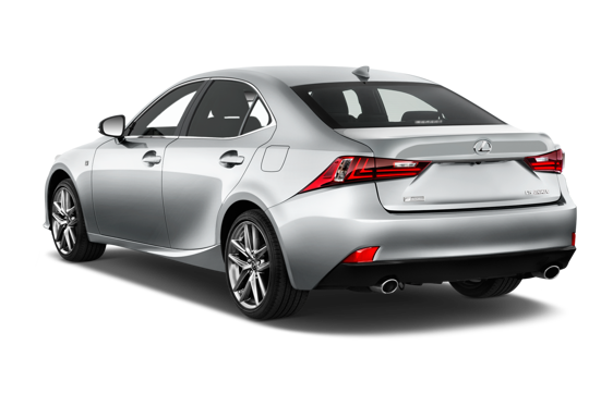 Slide 2 of 14: 2016 Lexus IS