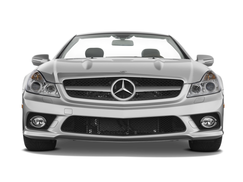 Slide 1 of 24: 2009 Mercedes-Benz SL-class