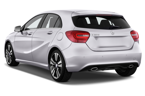 Slide 2 of 14: 2015 Mercedes-Benz A-Class