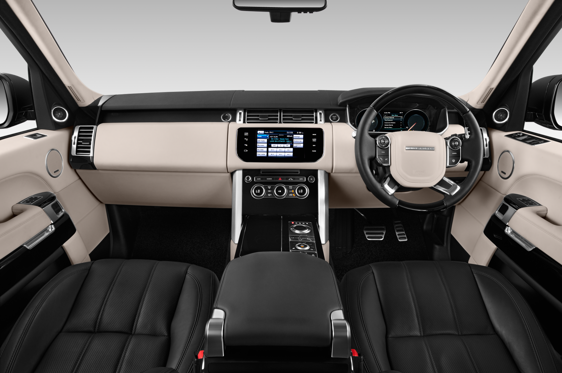 Slide 1 of 11: 2016 Land Rover Range Rover