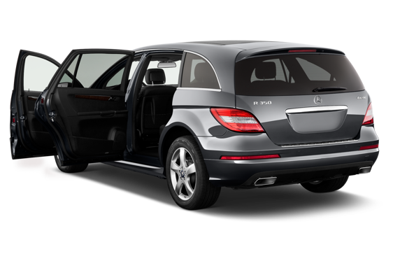 Slide 1 of 24: 2012 Mercedes-Benz R-class