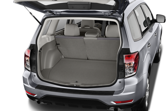 Slide 1 of 25: 2011 Subaru Forester