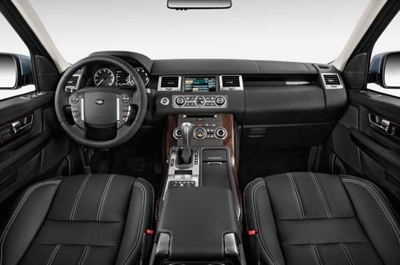 Slide 1 of 11: 2013 Land Rover Range Rover Sport