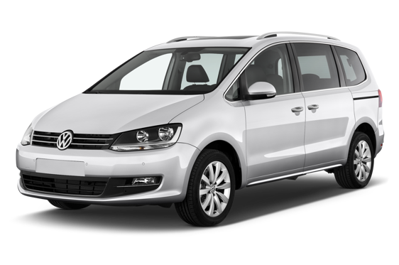 Slide 1 of 14: 2014 Volkswagen Sharan
