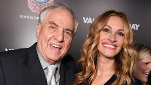 <p>Garry Marshall and Julia Roberts.</p>