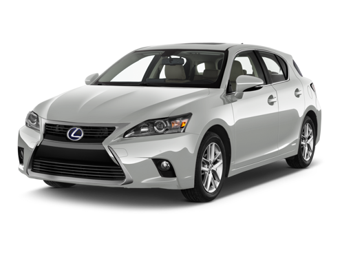 Slide 1 of 21: 2014 Lexus CT