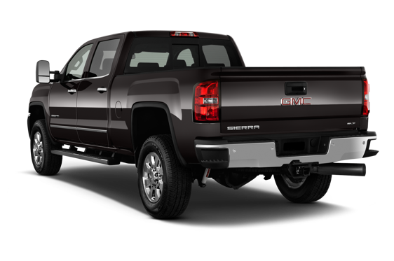 Slide 2 of 14: 2015 GMC Sierra 3500