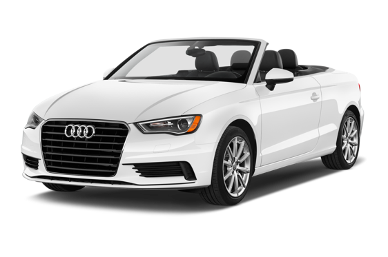Slide 1 of 14: 2015 Audi A3 Cabriolet