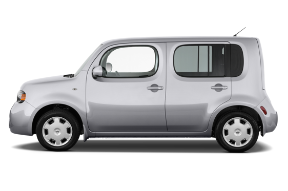 Slide 1 of 25: 2014 Nissan cube