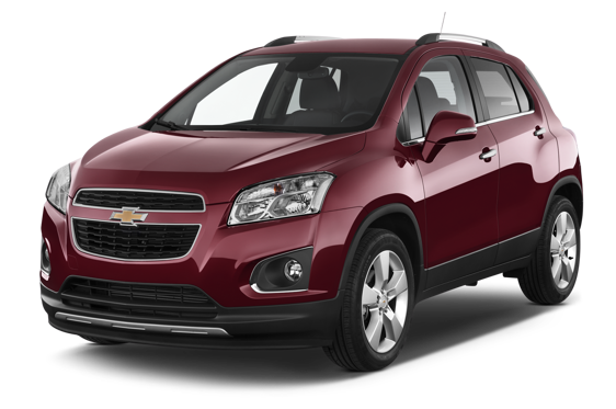 Slide 1 of 14: 2013 Chevrolet TRAX