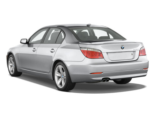 Slide 2 of 14: 2009 BMW 5 Series