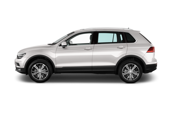 Slide 1 of 25: 2017 Volkswagen Tiguan