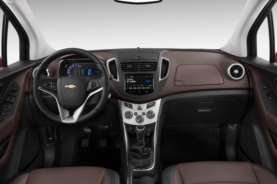 Slide 1 of 11: 2013 Chevrolet TRAX