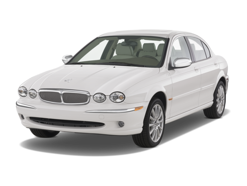Slide 1 of 14: 2008 Jaguar X-TYPE