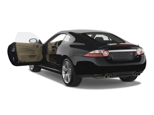 Slide 1 of 25: 2008 Jaguar XK