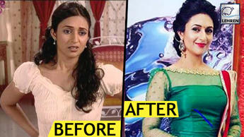Divyanka Tripathi's UNSEEN | Before and After Pictures