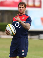 Danny Cipriani of England