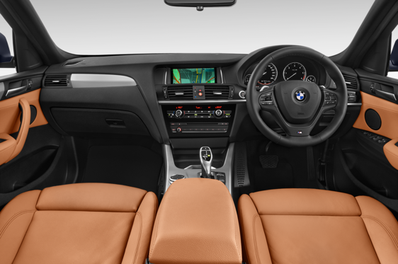 Slide 1 of 11: 2015 BMW X4