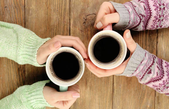 Caffeine lovers rejoice! There's now a good reason for your morning cuppa. Researchers from the University of Innsbruck in Austria found that giving people the caffeine equivalent of two cups of coffee improved memory skills and neuron signalling to the brain compared to those who didn't consume caffeine. If that wasn't enough good news a French study found women over 65 who drank three or more cups of coffee a day were better able to recall words than women who consumed little or none.