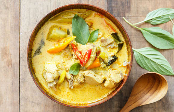 Who would have thought a Friday night takeaway favorite is actually good for your memory. Animal studies have shown that curry's active ingredient, curcumin, actually clears away Alzheimer's-causing proteins in the brain called amyloid plaques. Sadly naan bread didn't register the same memory-boosting properties.