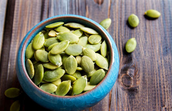 Just a handful of these little guys can significantly boost your memory skills. According to various studies zinc – of which pumpkin seeds are full of – is vital for enhancing memory and thinking skills. And as an added bonus pumpkin seeds also contain B vitamins and tryptophan.