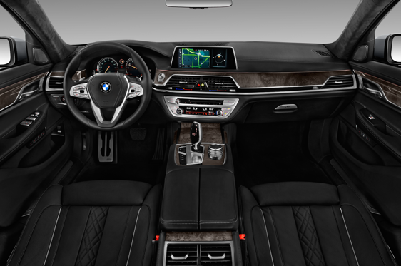 Slide 1 of 11: 2016 BMW 7 Series