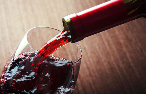 While chronic, heavy drinking can cause serious dementia, research shows that indulging lightly may actually protect the brain. In a JAMA study, people who had one to six drinks a week were 54% less likely to develop dementia than teetotalers. If that's not a good enough excuse to pour yourself a glass of red at dinner, we don't know what is.