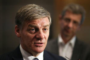 "<span style=""font-size:13px;"">Finance Minister Bill English</span>"