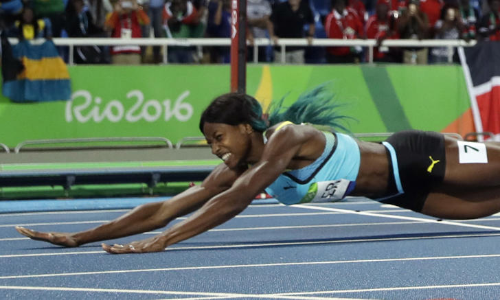 Shaunae Miller