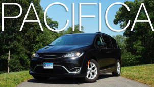 2017 Chrysler Pacifica Road Test