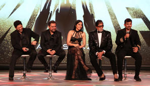 Launch of 'Aankhen 2'