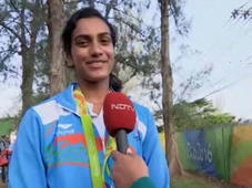 Olympics Medal is my Biggest Dream That Has Come True: PV Sindhu