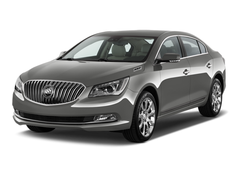 Slide 1 of 19: 2016 Buick LaCrosse