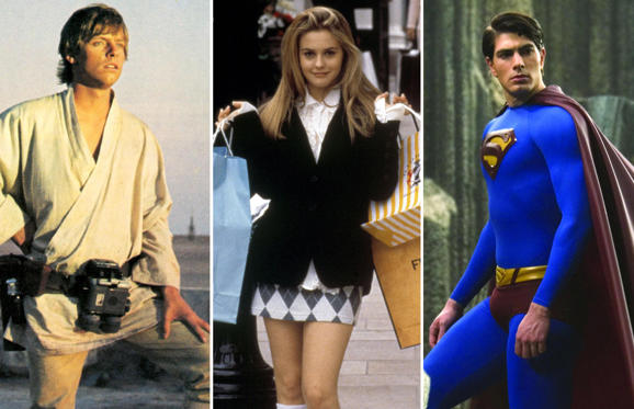 Slide 1 de 26: Mark Hamill-Alicia Silverstone-Brandon Routh