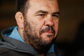 Wallabies coach Michael Cheika
