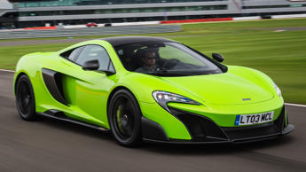 This is the result of McLaren's engineers taking a 650S, improving as many bits as they possibly could, and producing a car that's almost as fast as its flagship P1 hypercar. The McLaren 675LT shares many components with the P1, while 220 pounds have been shaved of the 650S' weight. No wonder it can hit 62mph in 2.9 seconds.