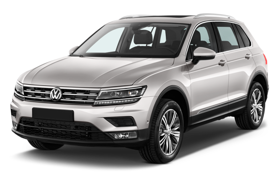 Slide 1 of 14: 2017 Volkswagen Tiguan