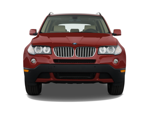 Slide 1 of 25: 2008 BMW X3