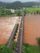 Mumbai-Goa highway bridge collapse: Who's responsible for it?