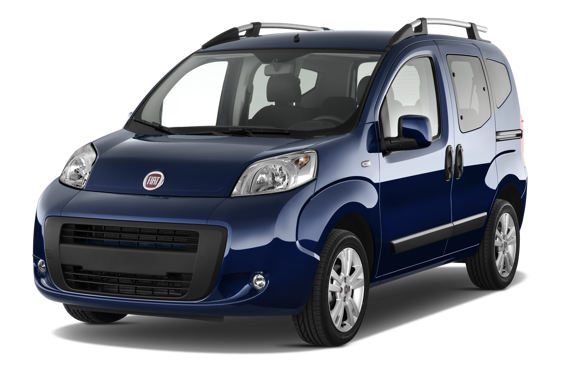 Slide 1 of 14: 2011 Fiat Qubo