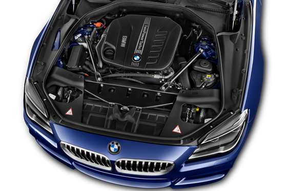 Slide 1 of 24: 2015 BMW 6 Series Gran Coupe