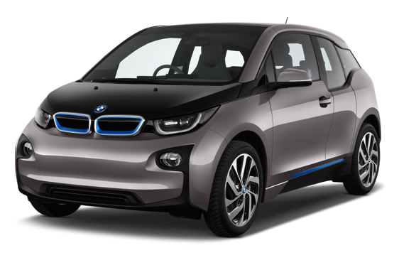 Slide 1 of 14: 2015 BMW i3