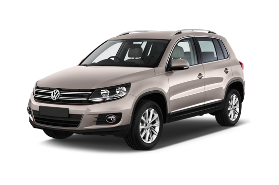 Slide 1 of 14: 2015 Volkswagen Tiguan