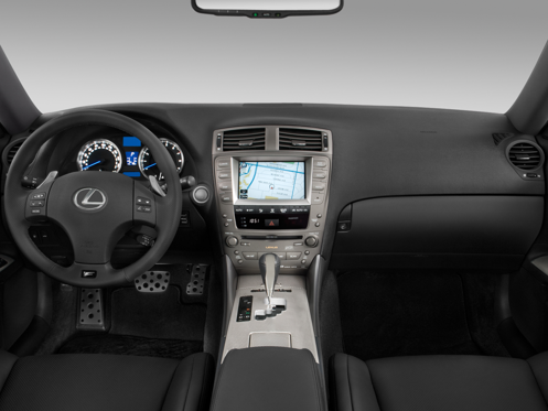 Slide 1 of 11: 2008 Lexus IS