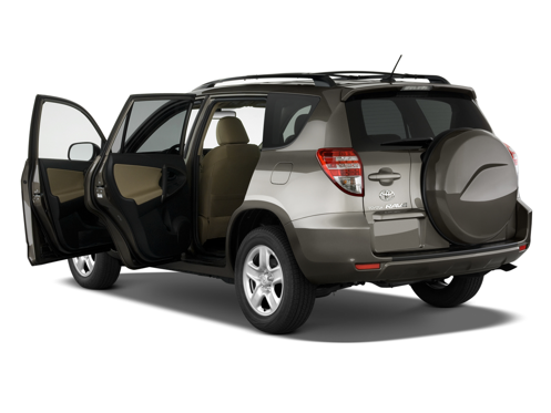 Slide 1 of 24: 2009 Toyota RAV4