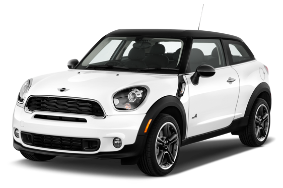 Slide 1 of 14: 2016 MINI PACEMAN